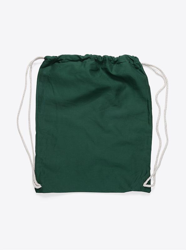 Gym Bag Unbedruckt Gruen