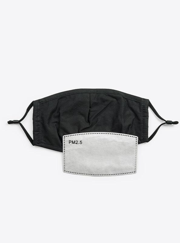 Schutzmasken Mit Wechselfilter Schwarz Kaufen Schweiz