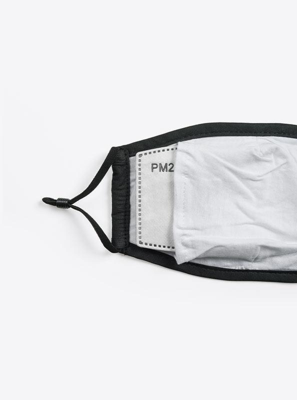Schutzmasken Mit Wechselfilter Schwarz Schweiz