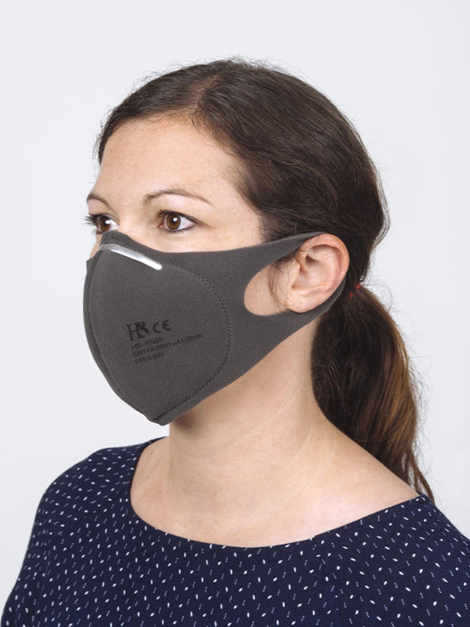 Schutzmasken Kn95 Ffp2 Kaufen Grau Schweiz