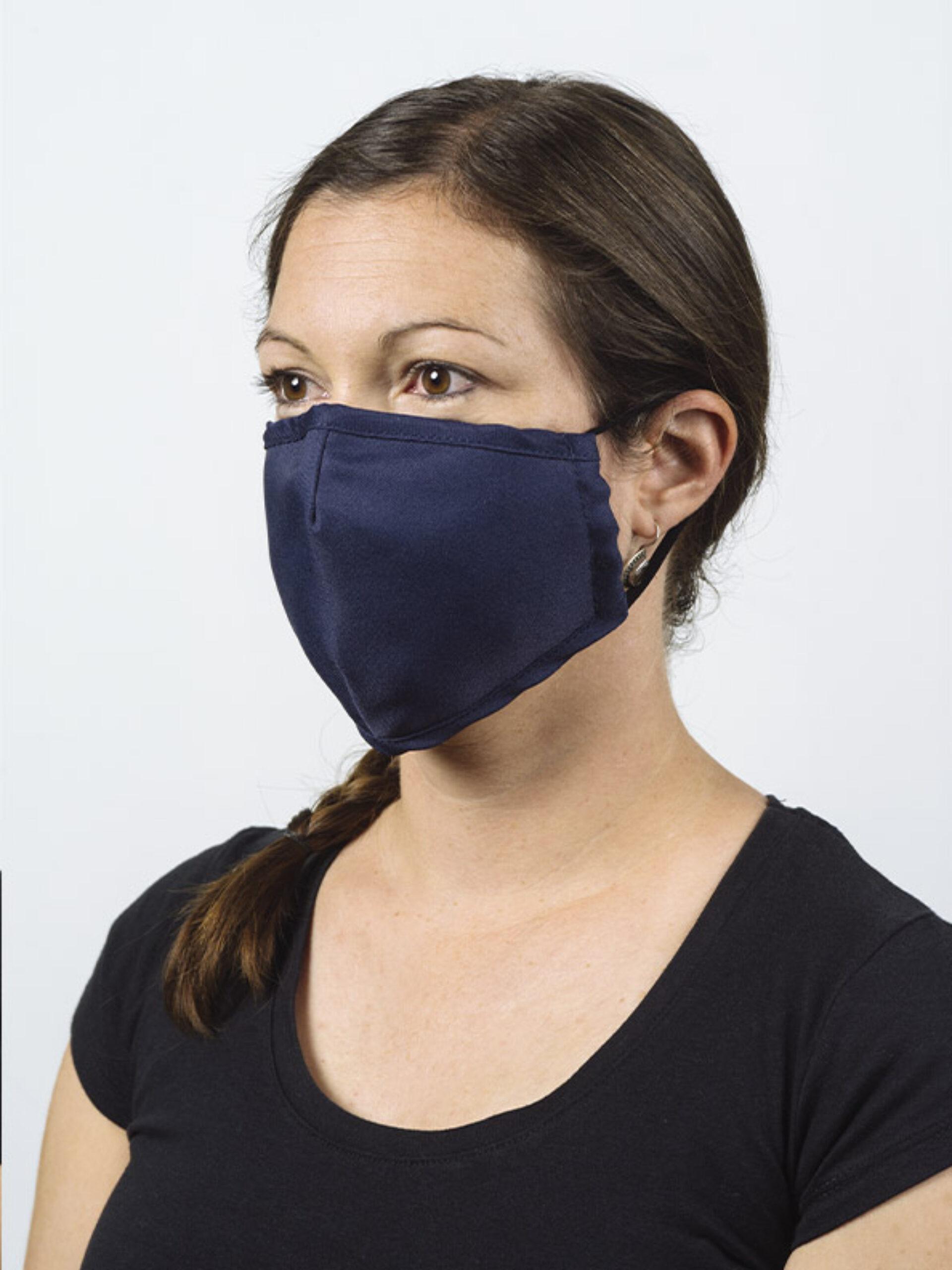 Community Maske Schutzmaske Mit Wechselfilter Blau Navy Bestellen Model