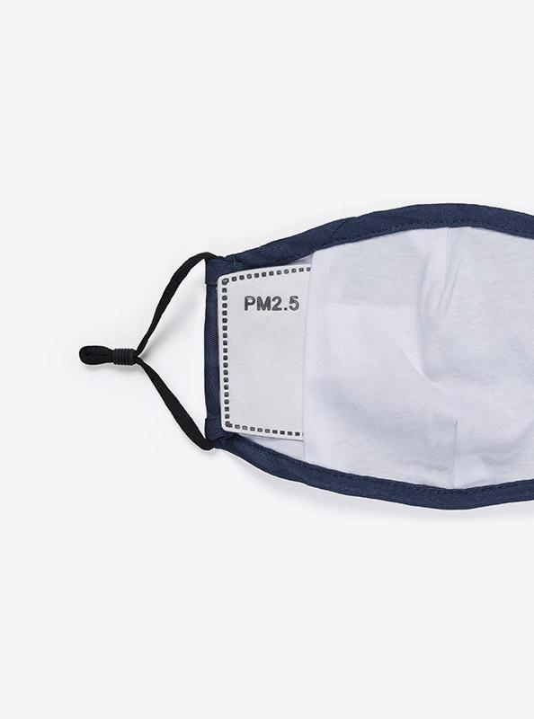 Community Maske Schutzmaske Mit Wechselfilter Blau Navy Bestellen