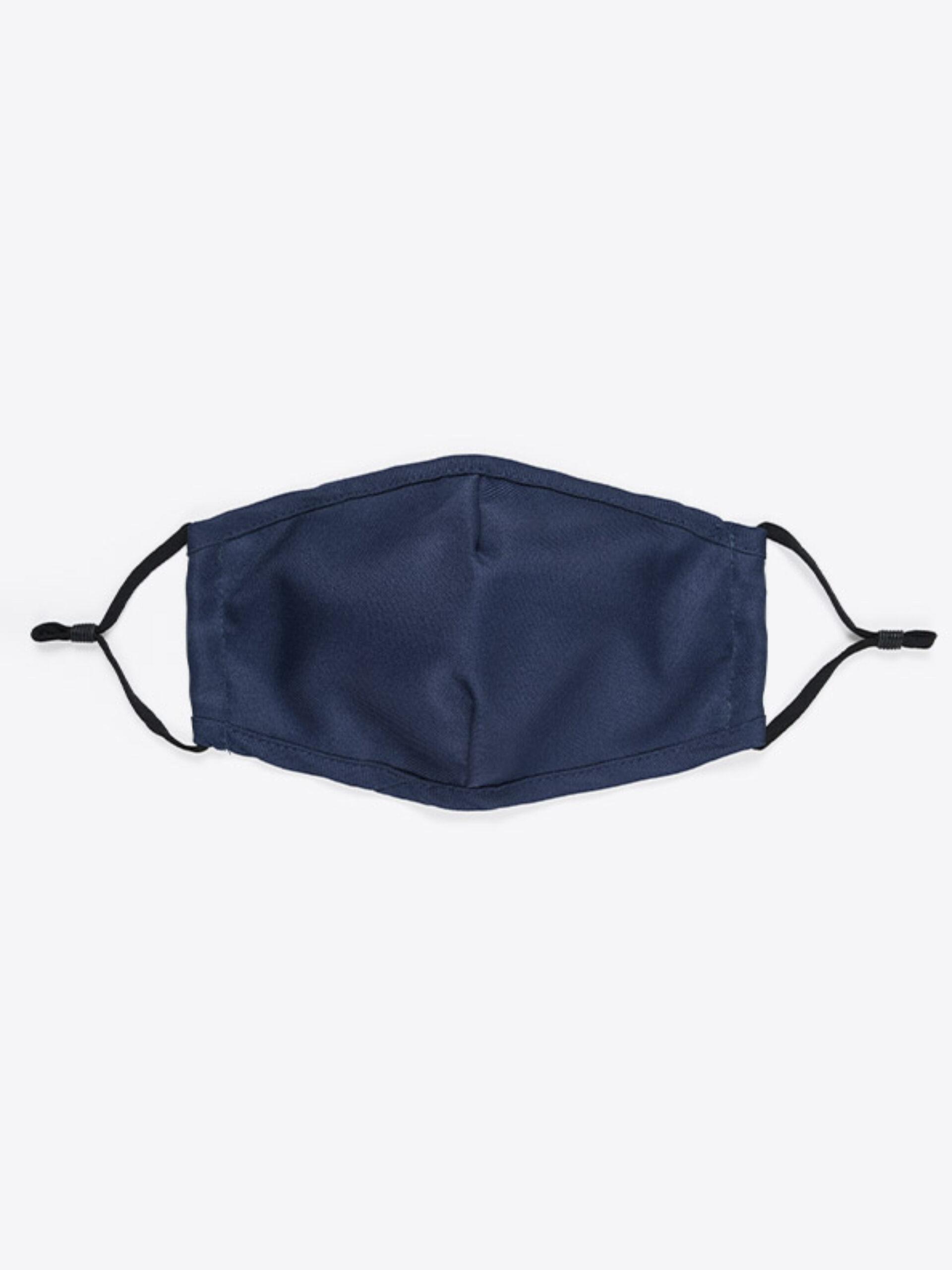 Community Maske Schutzmaske Mit Wechselfilter Blau Navy Zurich