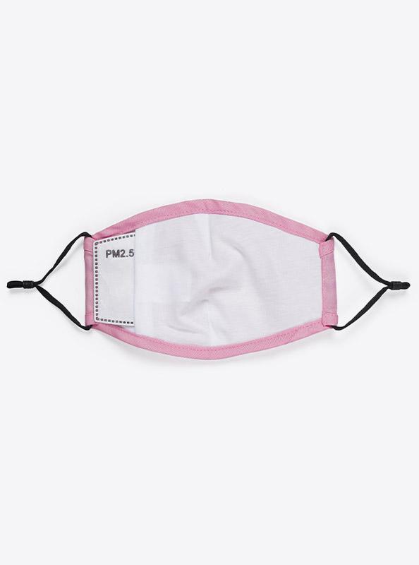 Community Maske Schutzmaske Mit Wechselfilter Pink Ab Lager