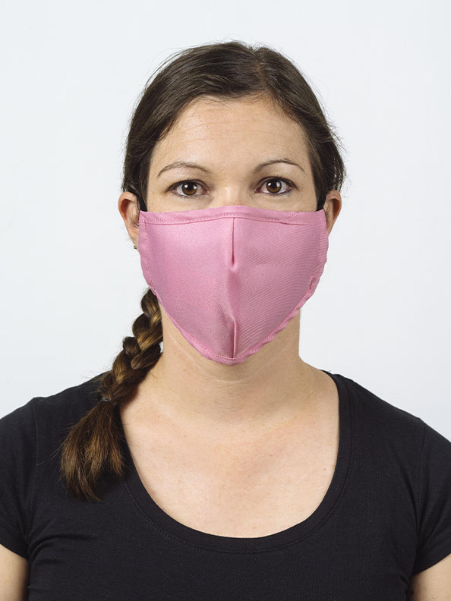 Community Maske Schutzmaske Mit Wechselfilter Pink Kaufen Model