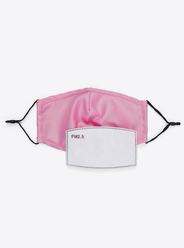 Community Maske Schutzmaske Mit Wechselfilter Pink Kaufen