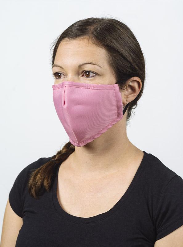 Community Maske Schutzmaske Mit Wechselfilter Pink Model