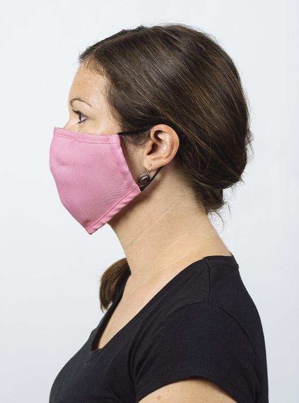 Community Maske Schutzmaske Mit Wechselfilter Pink Zuerich Model