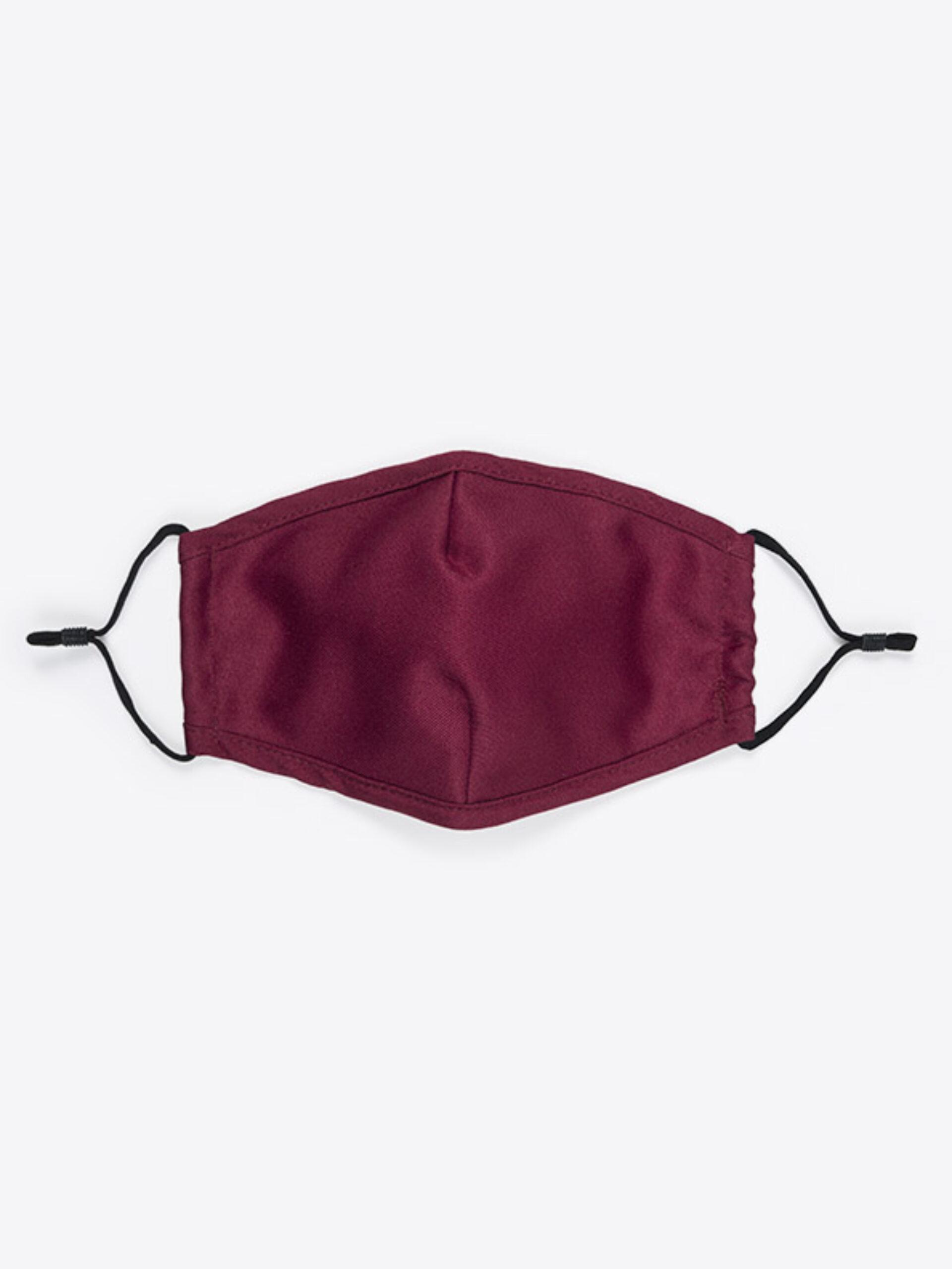 Community Maske Schutzmaske Mit Wechselfilter Rot Bordeaux Zurich