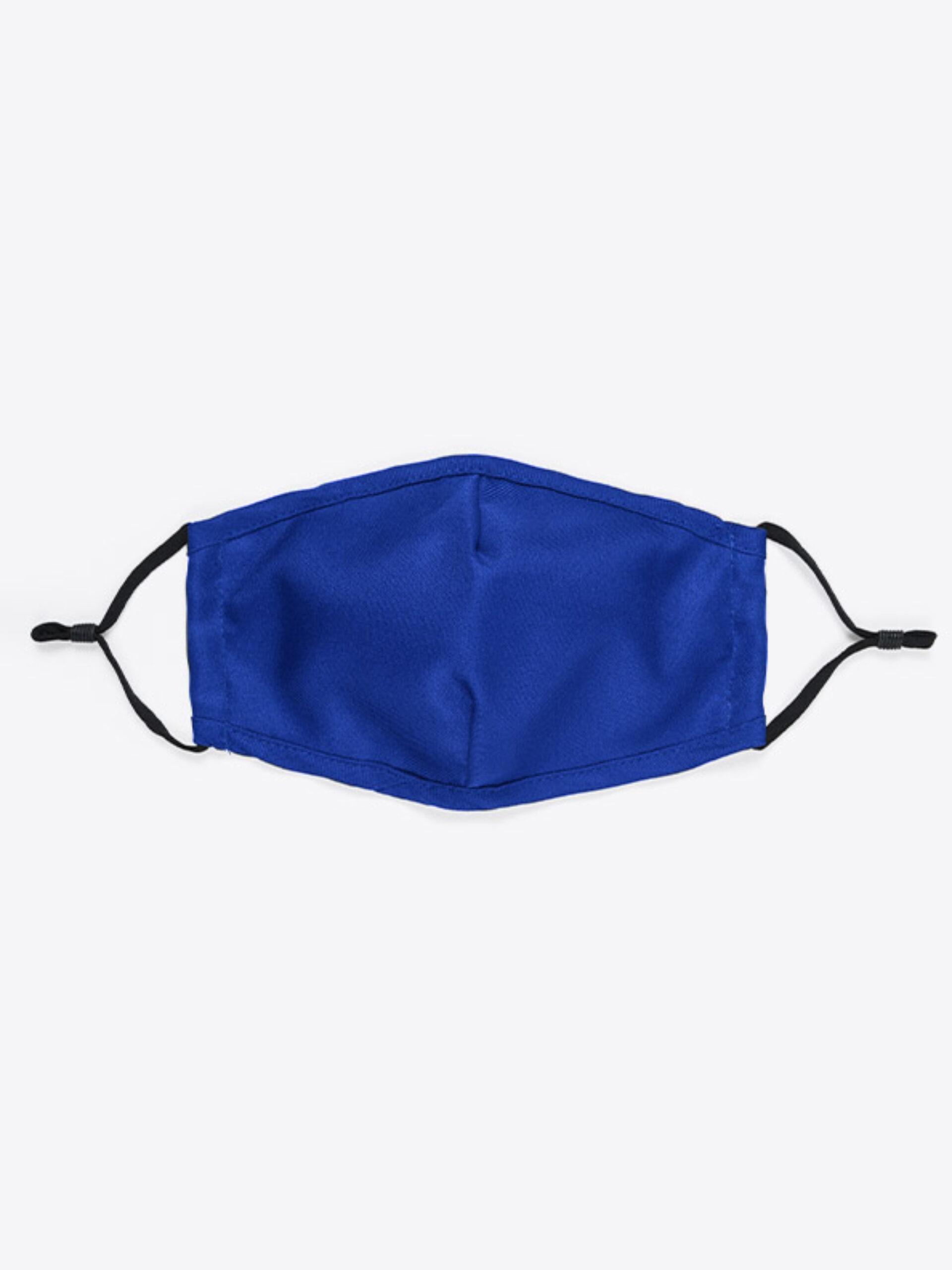 Community Maske Schutzmaske Mit Wechselfilter Blau Royal Ab Lager