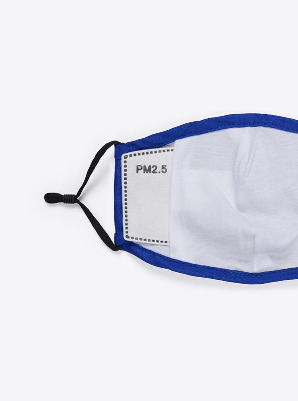 Community Maske Schutzmaske Mit Wechselfilter Blau Royal Schweiz