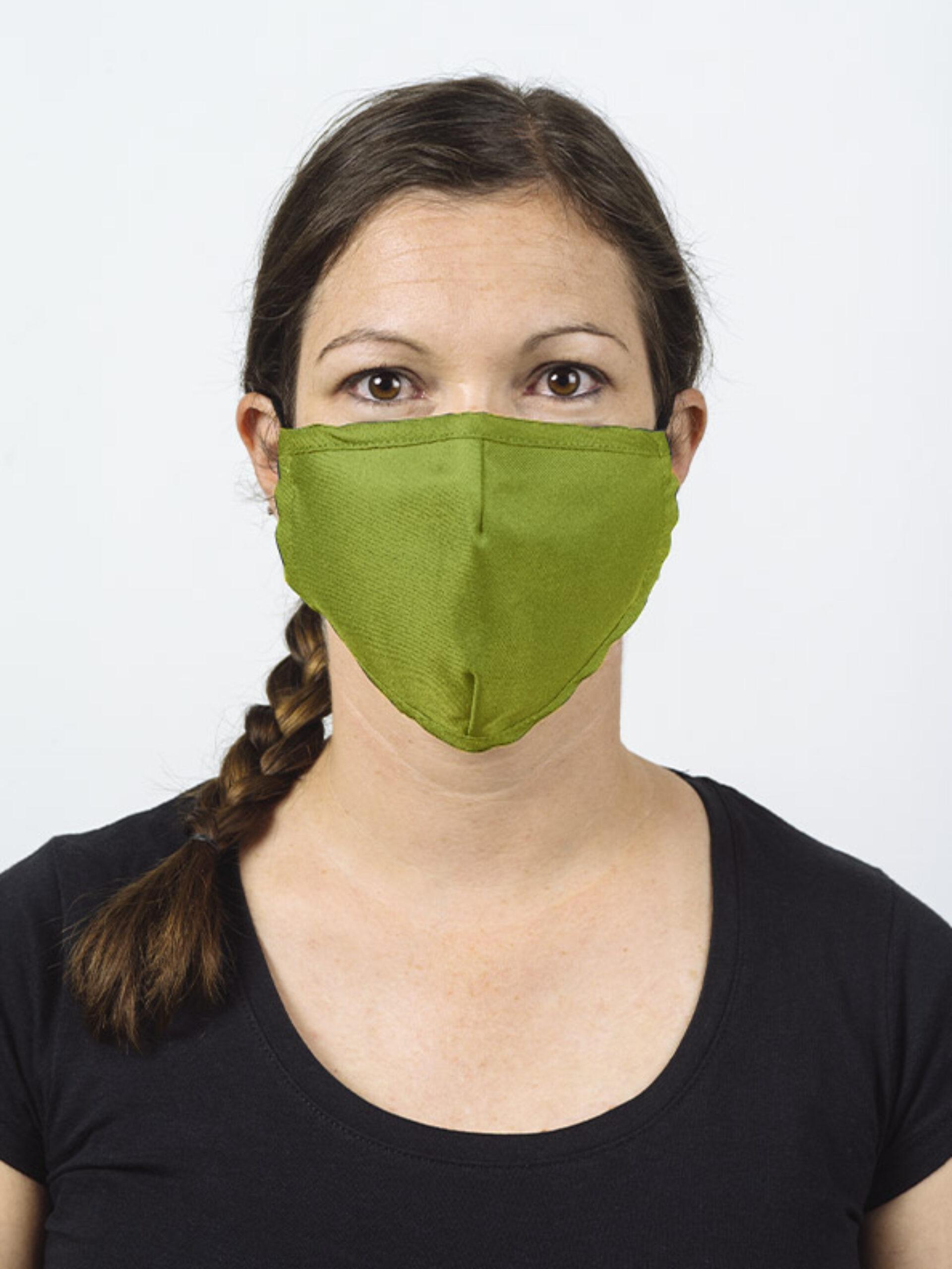 Community Maske Gesichtsschutz Mit Wechselfilter Gruen Bestellen
