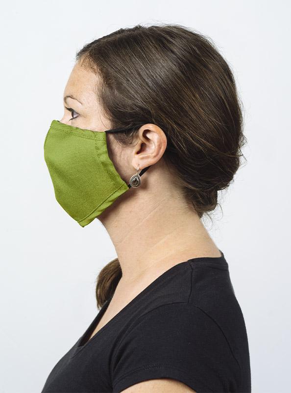 Community Maske Schutzmaske Mit Wechselfilter Gruen Ab Lager