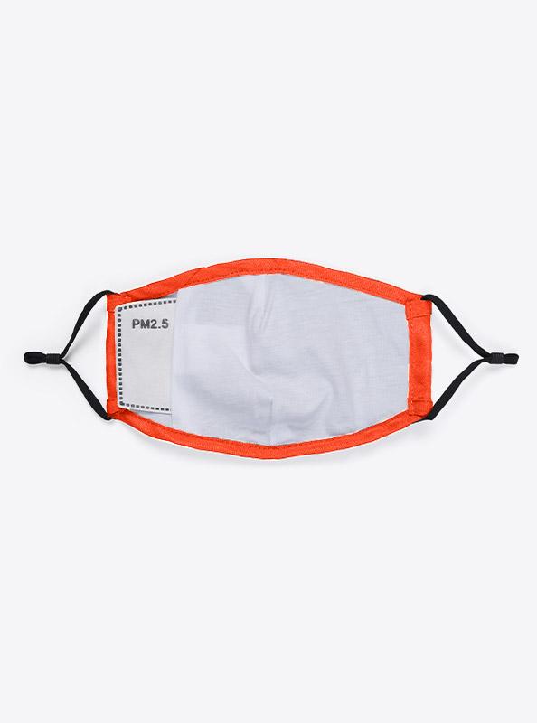 Community Maske Schutzmaske Mit Wechselfilter Leuchtorange Kaufen