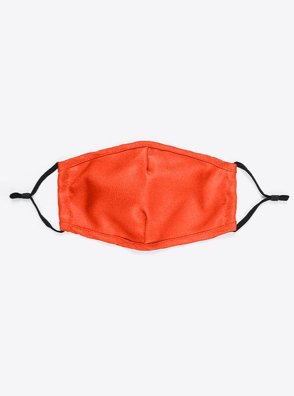 Community Maske Schutzmaske Mit Wechselfilter Leuchtorange