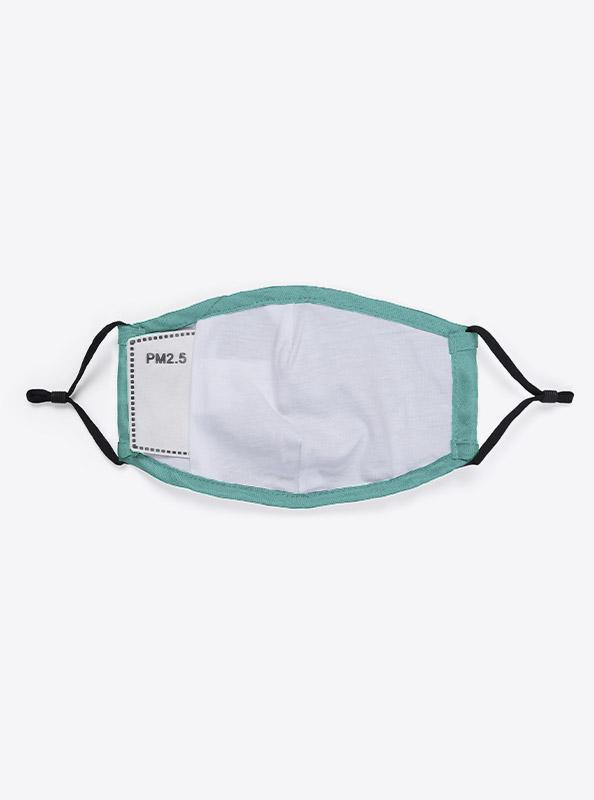 Community Maske Schutzmaske Mit Wechselfilter Mint Tuerkis