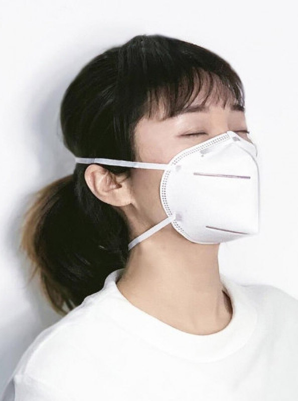 Ffp2 Schutzmaske Befestigung