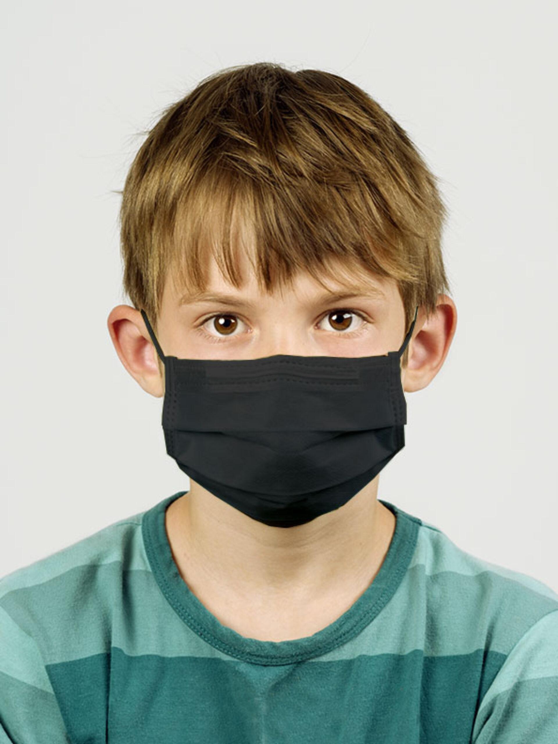 Einwegmaske Schutzmaske Farbig Zurich