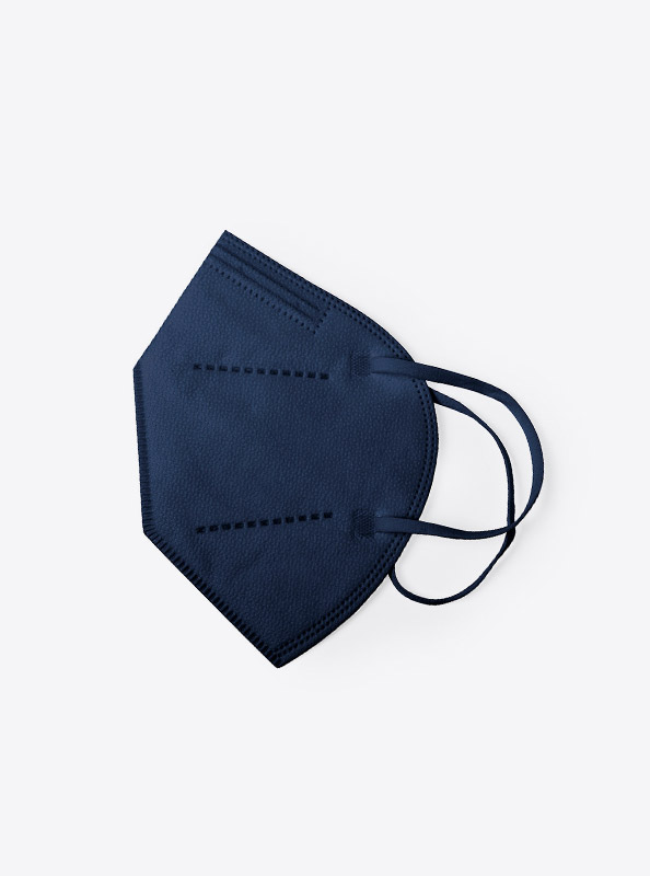Ffp2 Schutzmaske Einwegmaske Blau Kaufen