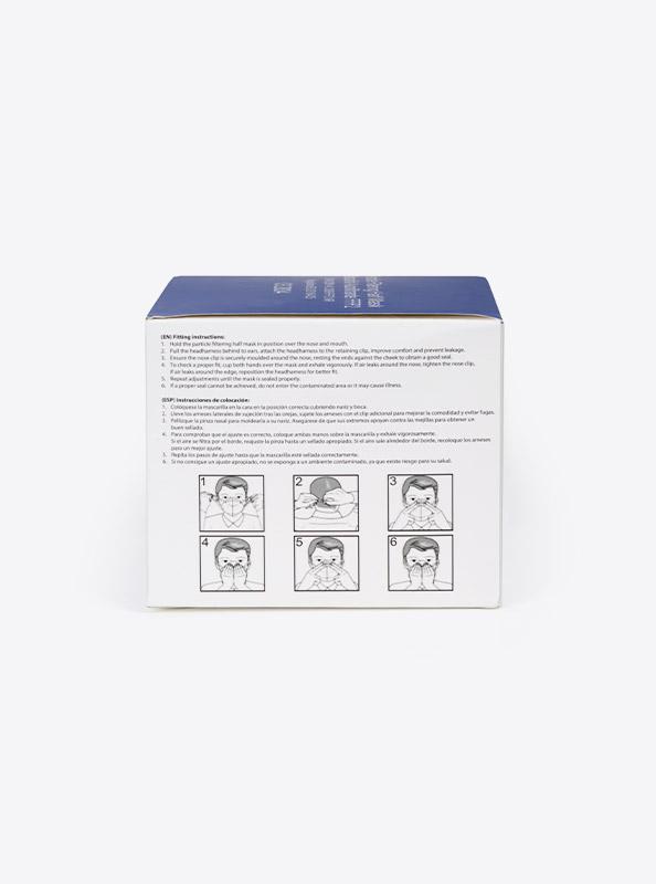Ffp2 Schutzmaske Einwegmaske Box Ab Lager Zurich