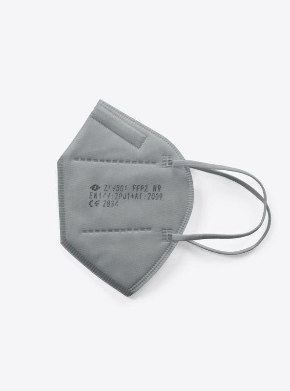 Ffp2 Schutzmaske Einwegmaske Grau Kaufen