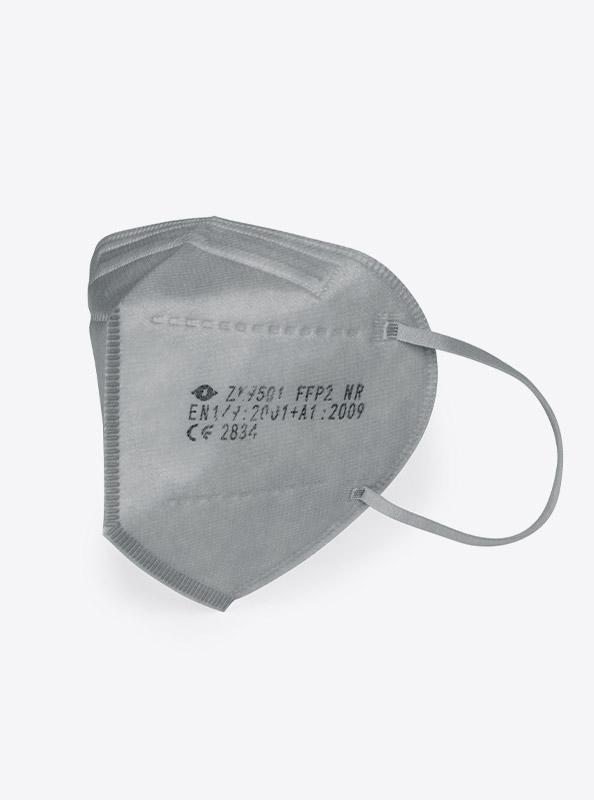 Ffp2 Schutzmaske Einwegmaske Grau Kaufen Zurich