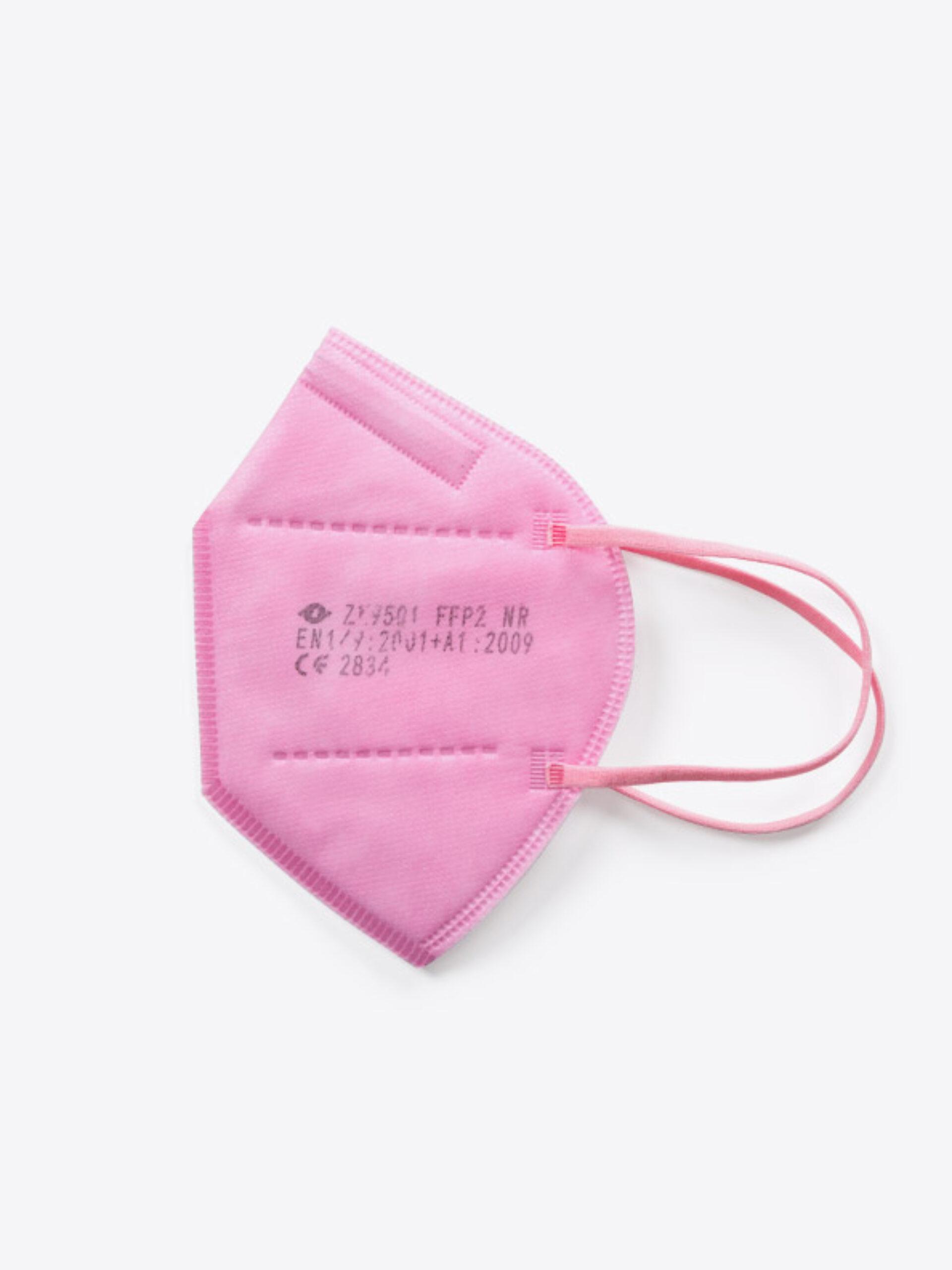 Ffp2 Schutzmaske Einwegmaske Pink Kaufen