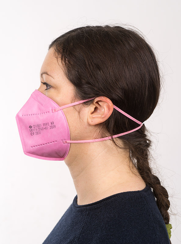 Ffp2 Schutzmaske Einwegmaske Pink Kaufen Ab Lager Schweiz
