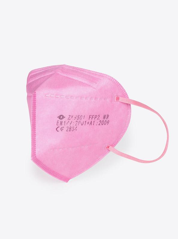 Ffp2 Schutzmaske Einwegmaske Pink Kaufen Ab Lager