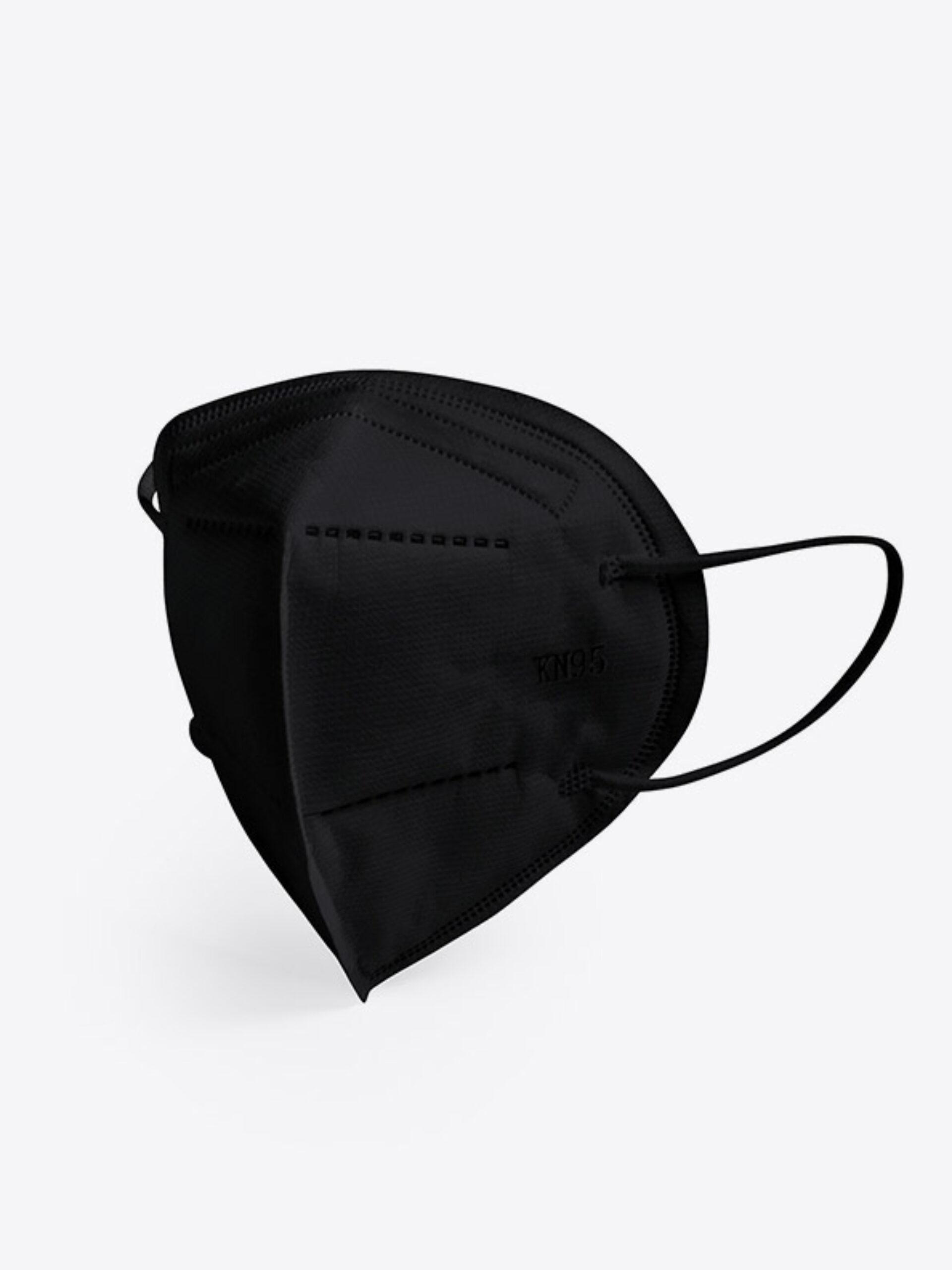Ffp2 Schutzmaske Einwegmaske Schwarz Bestellen