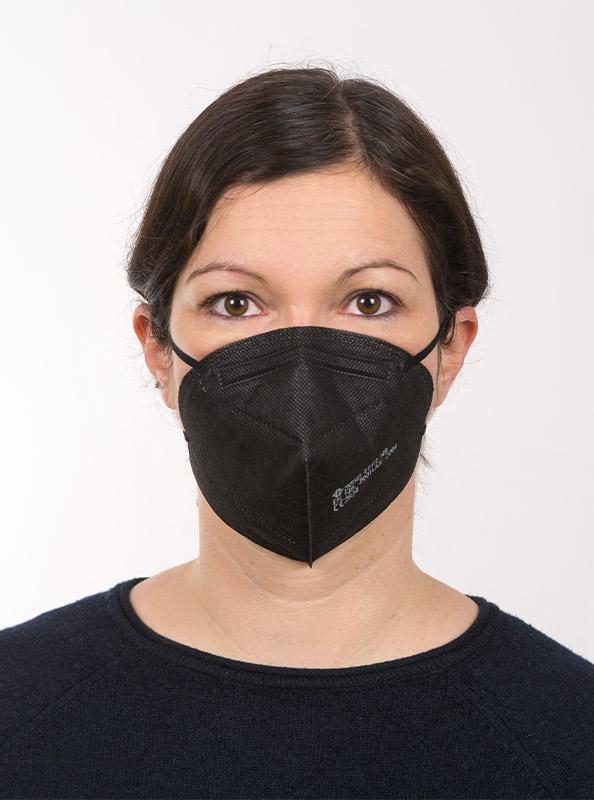 Ffp2 Schutzmaske Einwegmaske Schwarz Bestellen Schweiz