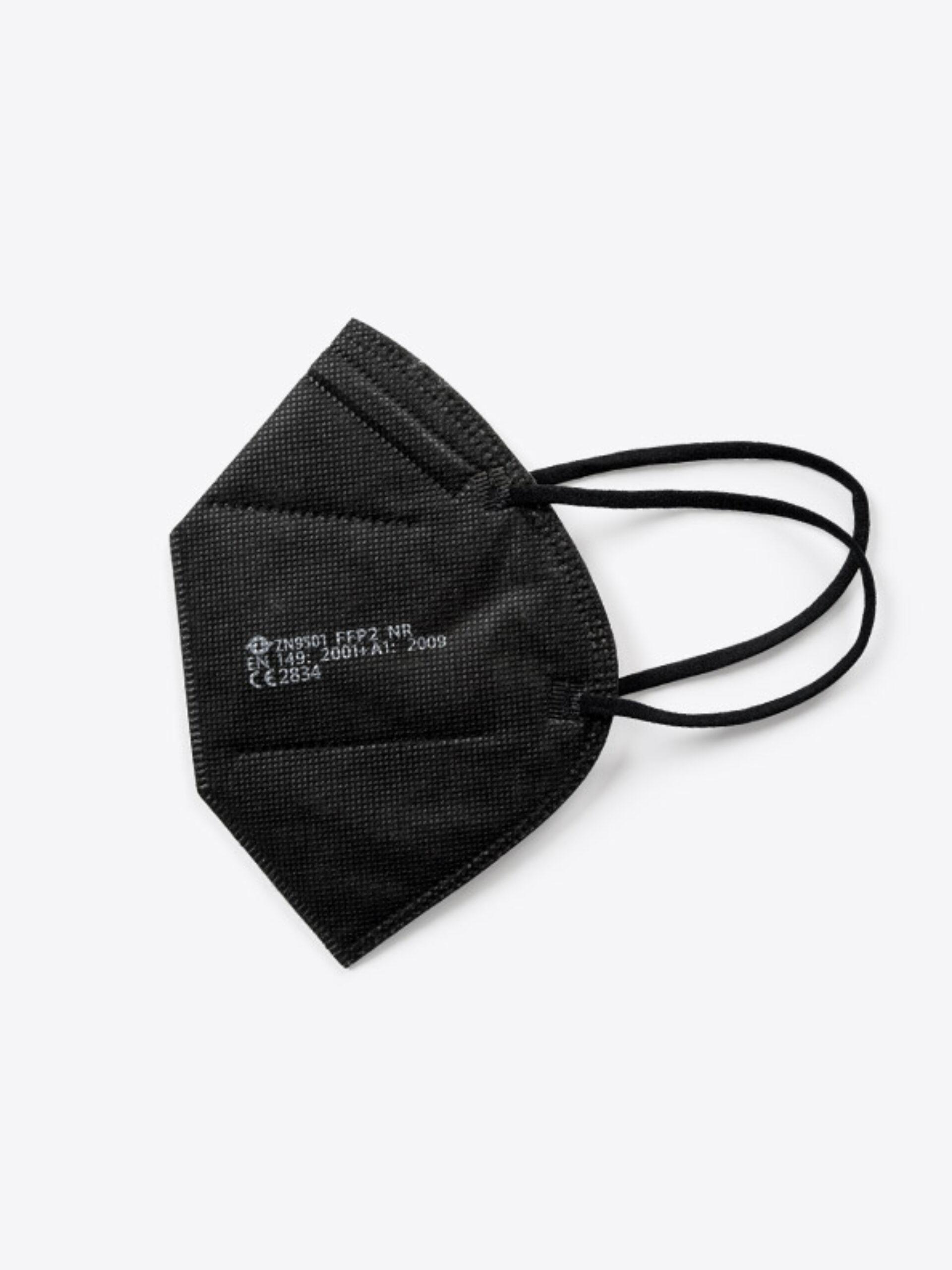Ffp2 Schutzmaske Einwegmaske Schwarz Kaufen