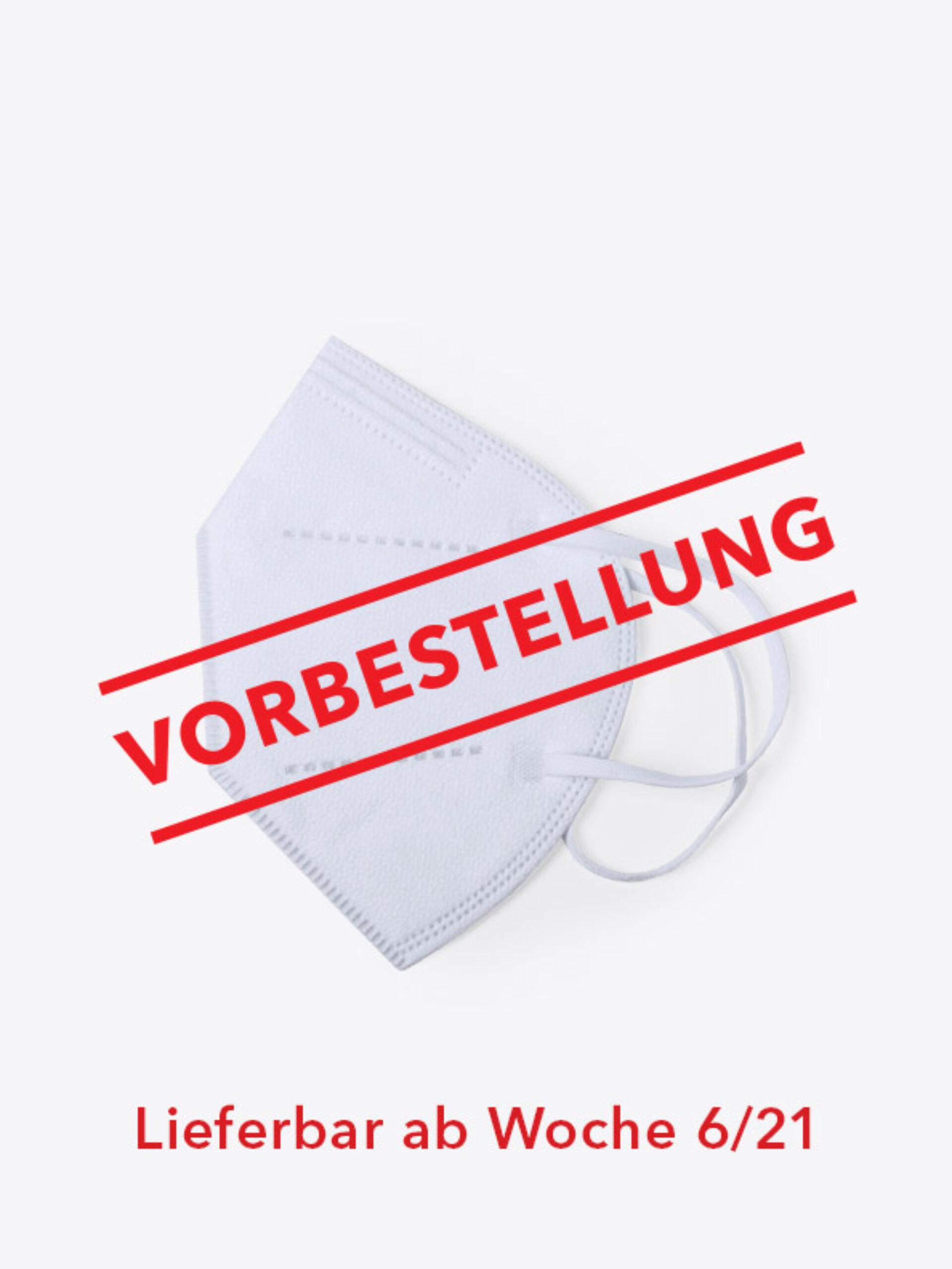 Ffp2 Schutzmaske Einwegmaske Weiss Kaufen Vorbestellung