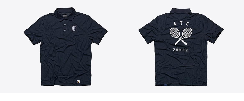 Polo Shirt mit Logo bedruckt