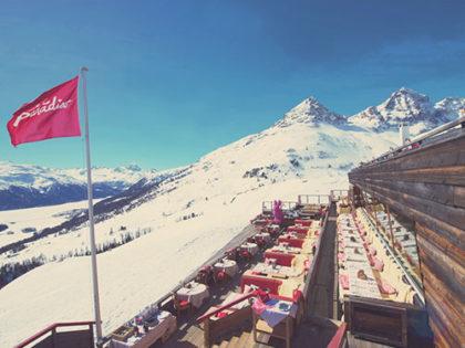 El Paradiso St. Moritz: Baseballcaps für Gäste