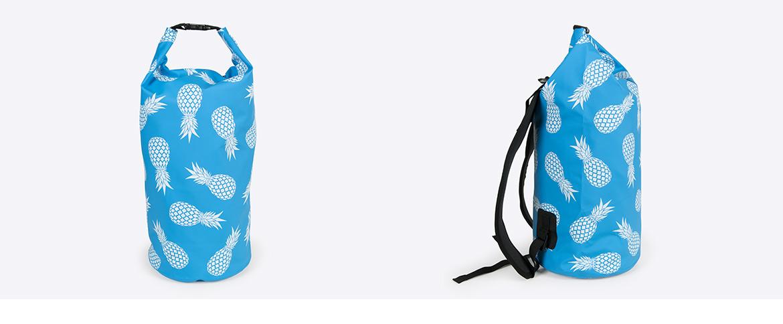 Dry Bags mit Logo bedruckt.
