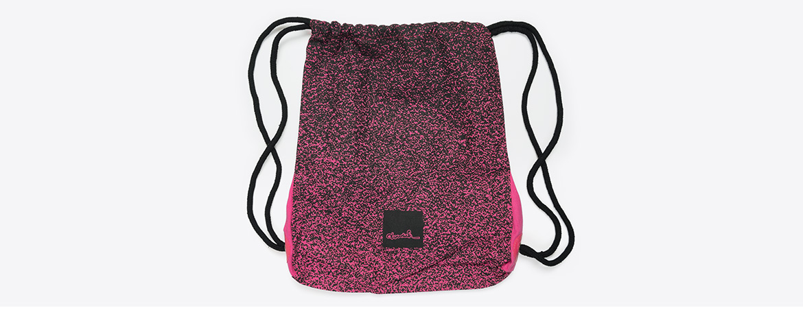 Gym Bag mit Alloverprint