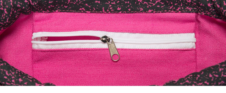Innentasche mit Reisverschluss bei Gym Bags