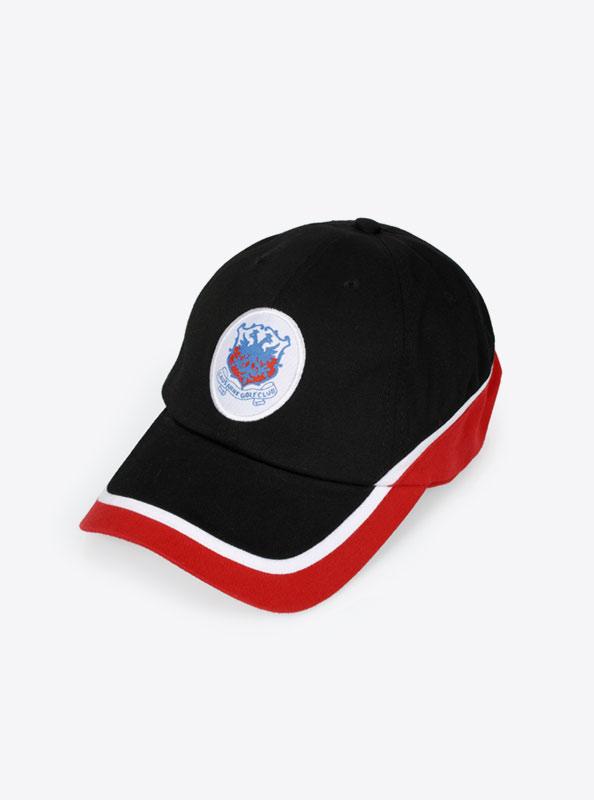 Baseball Cap mit Logo bestickt