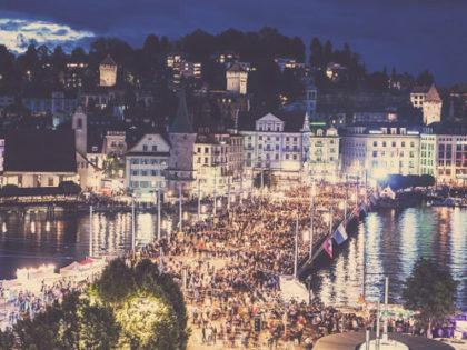 Luzernerfest: Kontrollbänder für Besucher