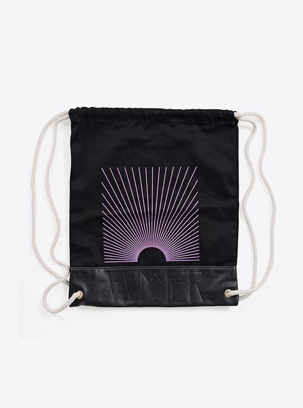Draw String Bag mit Logo Bedruckt