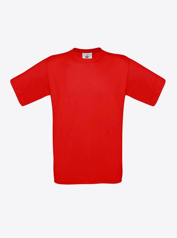 Herren T-Shirt bedrucken B&C
