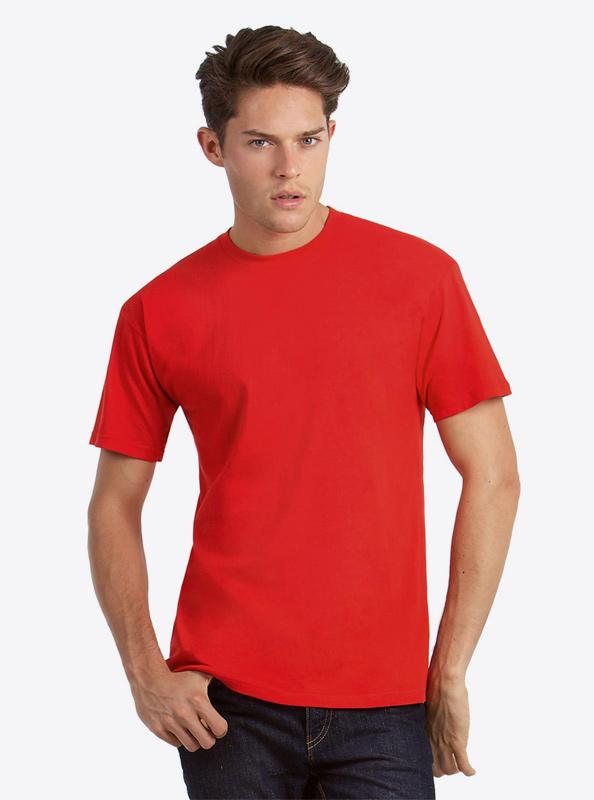 Budet Heren T-Shirt B&C Exact 150