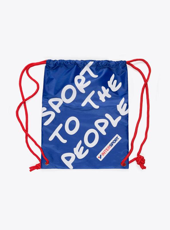 Turnbeutel (Gym Bag) bedruckt