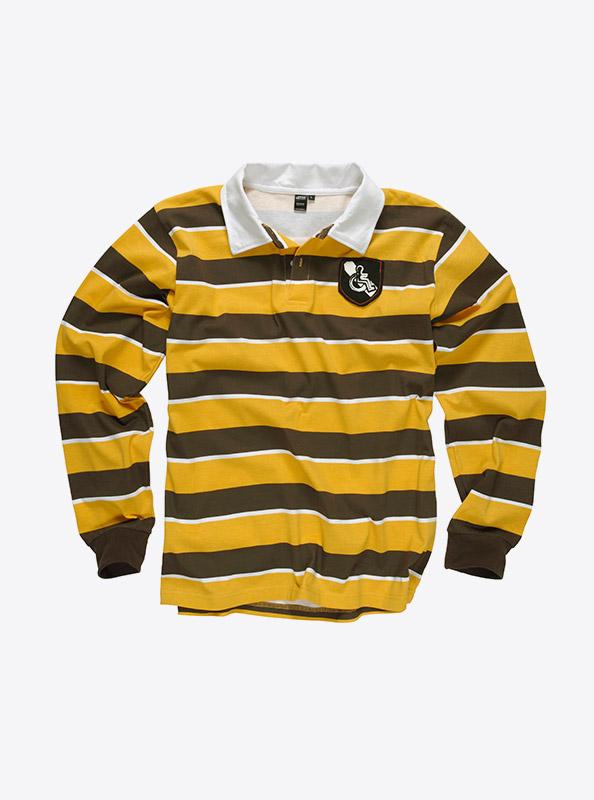herren polo shirt langarm bedruckt
