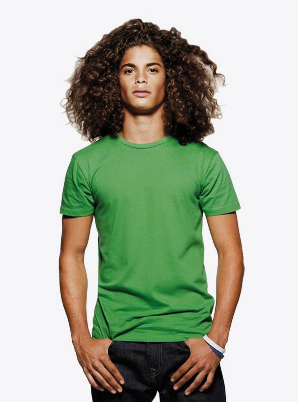 Herren T-Shirt bedrucken mit Firmenlogo