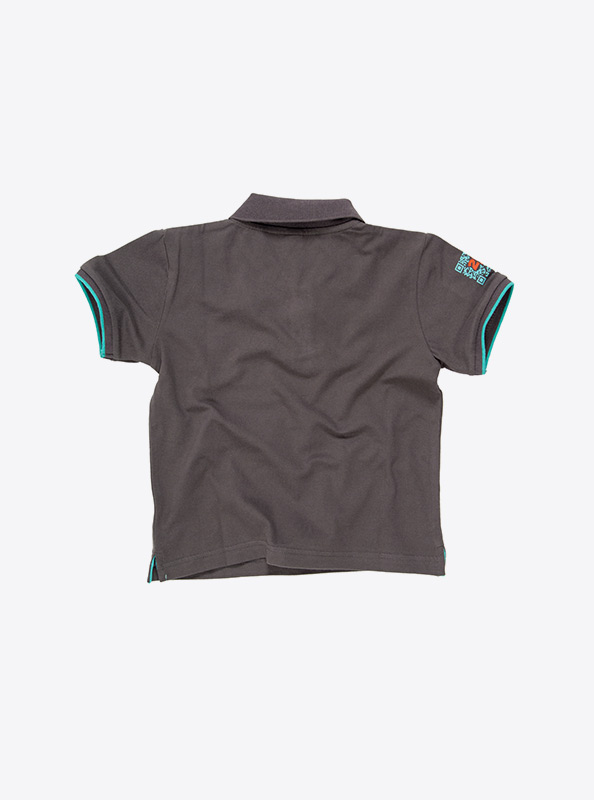 Kurzarm Polo Shirt Kinder