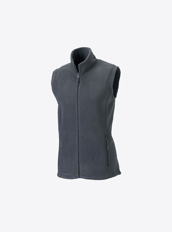 Damen Fleece Weste Russell 8720F
