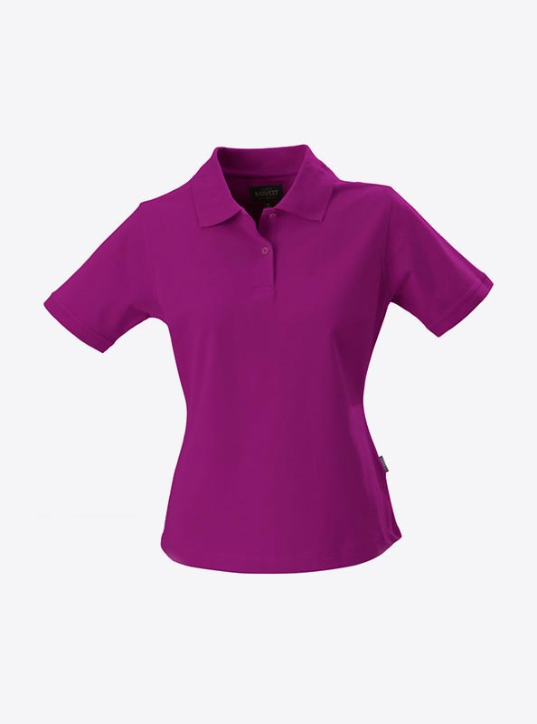 Damen Polo Shirt Harvest Albatross