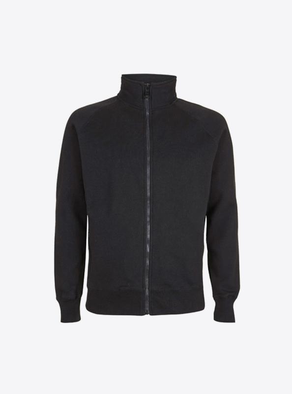 Herren Sweatshirt mit Stehkragen bedrucken